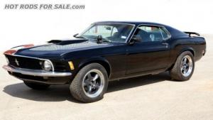 1970 Ford Mustang RestoMod 2014