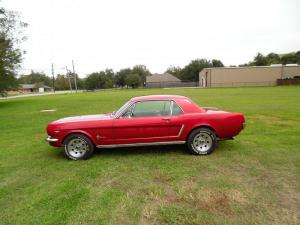 1965 Ford Mustang 289 Auto